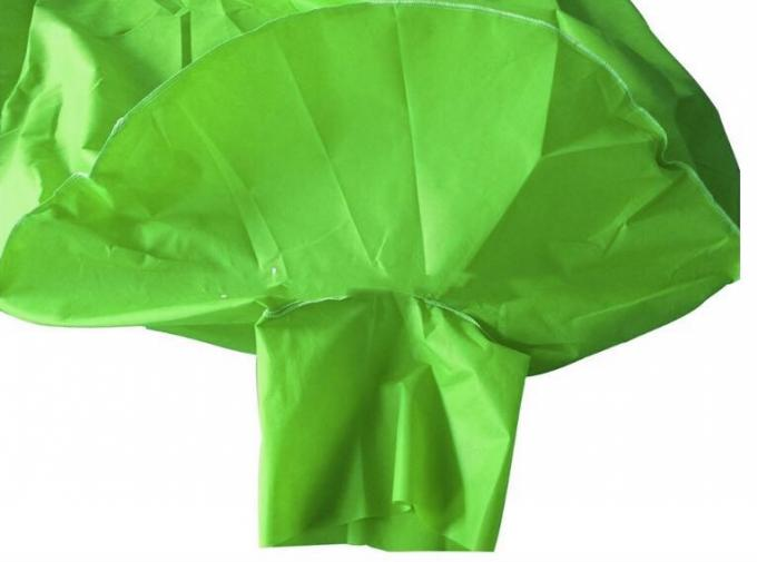 3.5 Ounces Attic Insulation Removal Bags Green For Commercial Vacuum Equipment