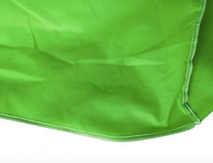 Customized Size Insulation Vacuum Bags , Green Color Waste Removal Bags