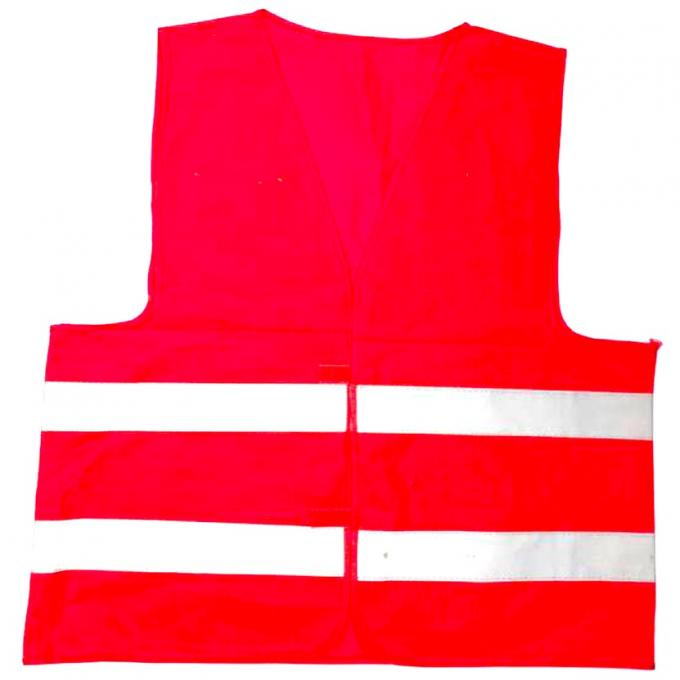Customizable Printed Fire Safety Vest XL Supplying Comprehensive Protection
