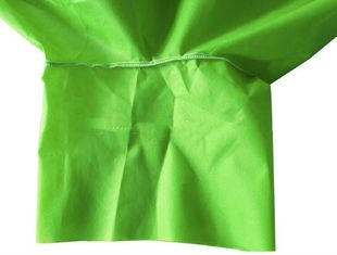 China Green Insulation Vacuum Bags , 4 * 6 Inches Heavy Duty Waste Removal Bags supplier