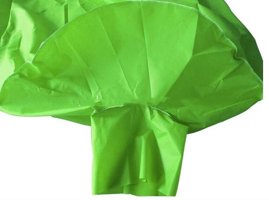 China 3.5 Ounces Attic Insulation Removal Bags Green For Commercial Vacuum Equipment supplier