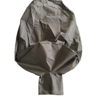 China Grey Color Insulation Vacuum Bags Eco Friendly With 10 Stitches Per Inch supplier