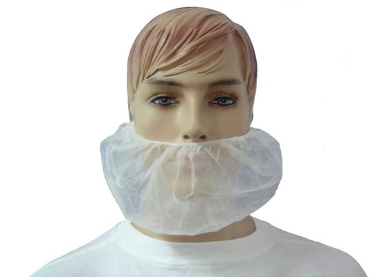 China Hypoallergenic Disposable Beard Mask Eco - Friendly Suitable For Dustproof Place supplier