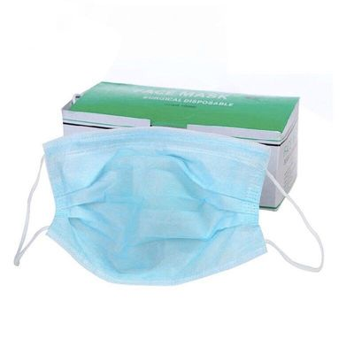 China Multi - Layered Disposable Face Mask Free Of Maintenance For Industrial Area factory